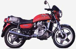 CX500 B