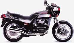 CX650 E (Euro)